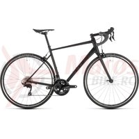 Bicicleta Cube Attain SL Black/Grey 2019