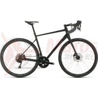 Bicicleta Cube Attain SL Black/Grey 2020