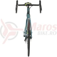 Bicicleta Cube Attain SL Bluegrey/Green 2020