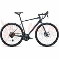 Bicicleta Cube Attain SL Grey Black 2022