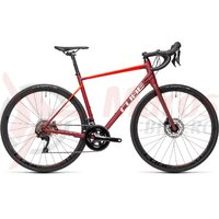 Bicicleta Cube Attain SL Red/Red2021