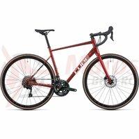 Bicicleta Cube Attain SL Red White 2022