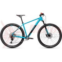 Bicicleta Cube Attention SL 27.5' Petrol/Red 2021
