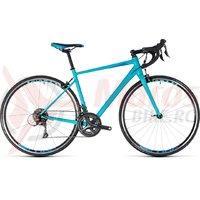 Bicicleta Cube Axial WS aqua/blue 2018