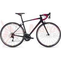 Bicicleta Cube Axial WS GTC Pro carbon/berry 2018