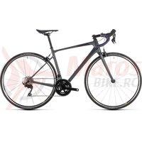 Bicicleta Cube Axial WS GTC Pro Iridium/Aubergine 2019
