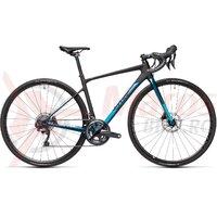 Bicicleta Cube Axial WS GTC SL Carbon Pagodablue 2021 2020