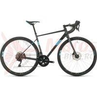 Bicicleta Cube Axial WS Race Iridium/Aqua 2020