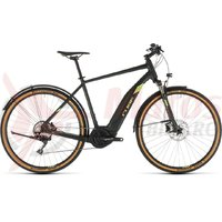 Bicicleta Cube Cross Hybrid Exc 500 Allroad Green/Green 2019
