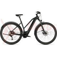 Bicicleta Cube Cross Hybrid Pro 625 Allroad Trapeze iridium/black 2020