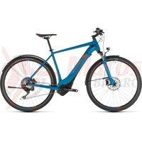 Bicicleta Cube Cross Hybrid Race 500 Allroad Blue/Orange 2019
