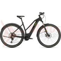 Bicicleta Cube Cross Hybrid Race 625 Allroad Trapeze black/green 2020