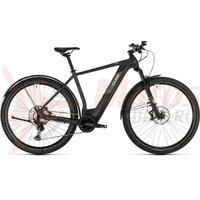 Bicicleta Cube Cross Hybrid SL 625 Allroad iridium/white 2020