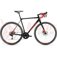 Bicicleta Cube Cross Race Black/Red 2019