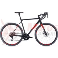 Bicicleta Cube Cross Race Black/Red 2020