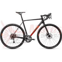 Bicicleta Cube Cross Race Black/Red 2021