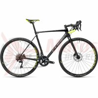 Bicicleta Cube Cross Race C:62 Pro Carbon/FlashyYellow 2021