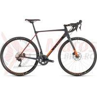 Bicicleta Cube Cross Race C:62 Pro Grey/Red 2019