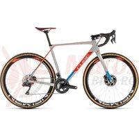 Bicicleta Cube Cross Race C:62 SLT Grey/Red 2019
