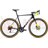 Bicicleta Cube Cross Race C:62 Team Edition Carbon Flashyellow 2021