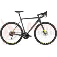 Bicicleta Cube Cross Race Pro Grey/Flashyellow 2019