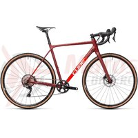 Bicicleta Cube Cross Race SL Red/Red 2021