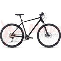 Bicicleta Cube Cross SL black edition 2018