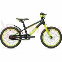 Bicicleta Cube Cubie 160 Black Green 16' 2021
