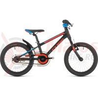 Bicicleta Cube Cubie 160 Black/Red/Blue 2019
