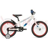 Bicicleta Cube Cubie 160 White/Blue