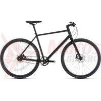 Bicicleta Cube Editor Black/Purple 2019
