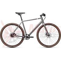 Bicicleta Cube Editor Grey/Silver 2021