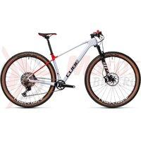 Bicicleta Cube Elite C:68X Pro Flashwhite/Red 2021