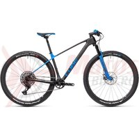 Bicicleta Cube Elite C:68X Race Carbon/Blue 2021