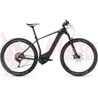 Bicicleta Cube Elite Hybrid C:62 SL 500 29 black/white 2018