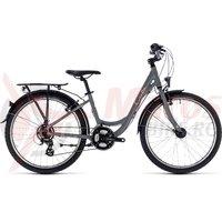 Bicicleta Cube Ella 240 Grey/Coral 2019