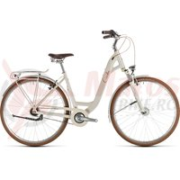 Bicicleta Cube Ella Cruise Easy Entry Cream/Red 2019