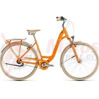 Bicicleta Cube Ella Cruise Easy Entry Orange/Cream 2019