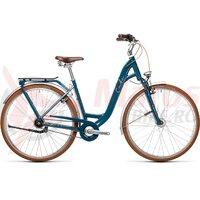 Bicicleta Cube Ella Cruise Easy Entry Petrol/Grey 28' 2021