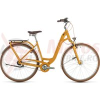 Bicicleta Cube Ella Cruise Easy Entry Yellow/White 2020
