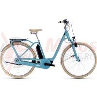 Bicicleta Cube Ella Cruise Hybrid 400 Easy Entry Blue/Blue 2020