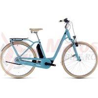 Bicicleta Cube Ella Cruise Hybrid 500 Easy Entry blue/blue 2020
