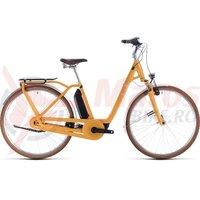 Bicicleta Cube Ella Cruise Hybrid 500 Easy Entry yellow/white 2020