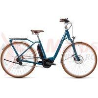 Bicicleta Cube Ella Cruise Hybrid 500 Petrol/Grey 2021