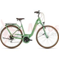 Bicicleta Cube Ella Ride Easy Entry Green/Cream 2020