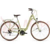 Bicicleta Cube Ella Ride Easy Entry Green/White 2019