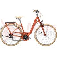 Bicicleta Cube Ella Ride Easy Entry Red/Grey 28