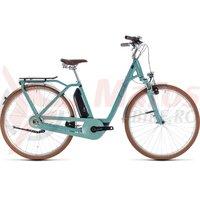 Bicicleta Cube Elly Cruise Hybrid 400 Easy Entry Pistachio Blue 2018