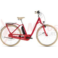 Bicicleta Cube Elly Cruise Hybrid 400 Easy Entry Red/Mint 2019