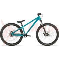 Bicicleta Cube Flying Circus Petrol/Black 2020